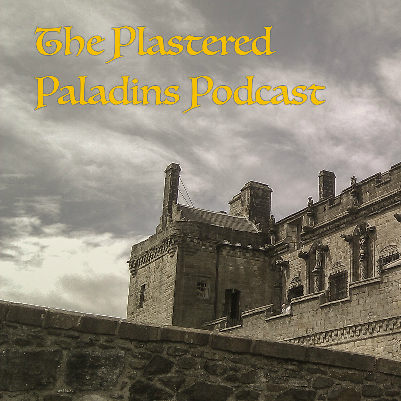 The Plastered Paladins Episode 6: Carrie Fisher and Geese