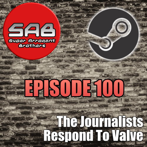 Super Arrogant Bros: The Journalists Respond To Valve