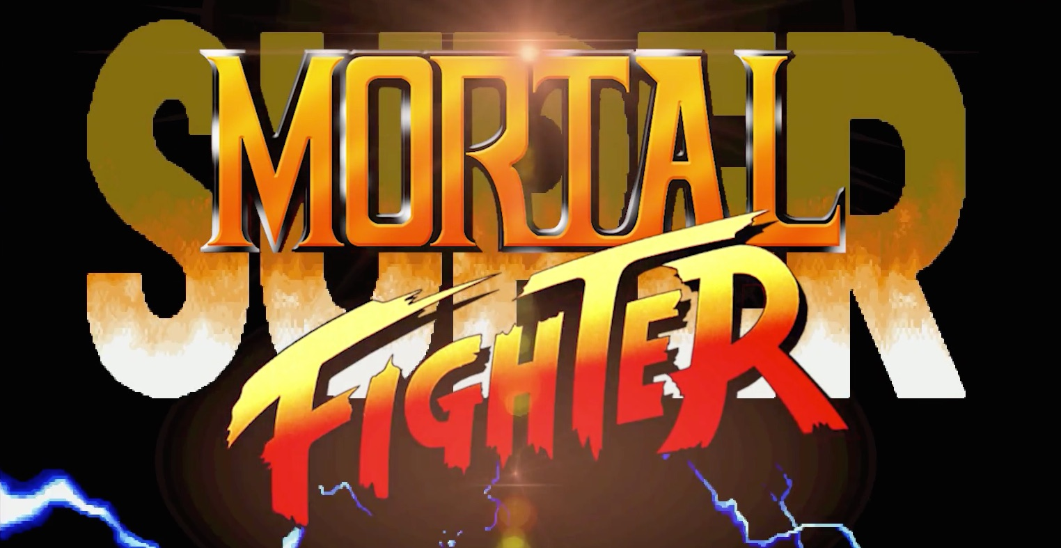 Doctor Mitchard Vs. Fighting Games: Tournament Edition